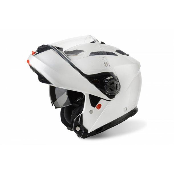 Airoh MC Hjelm Phantom - SPIRIT Blank Hvid