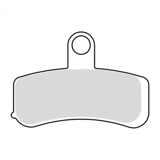 Bremseklodser standard - Front