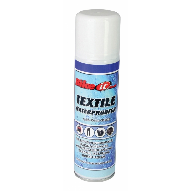 Textile Water-proofer & Protector 250 ml