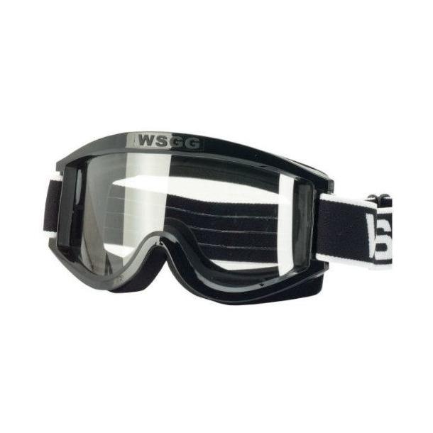 Germot MC Motor-/Crossbrille Sort