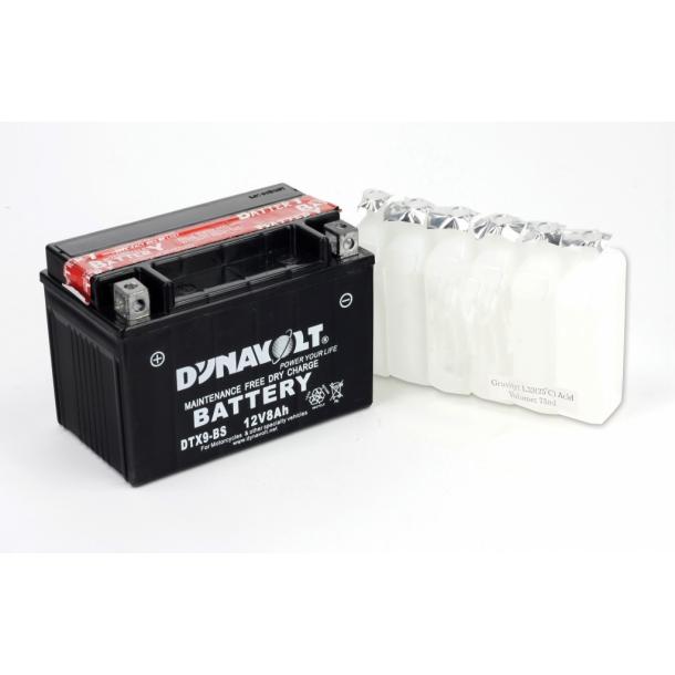 Dynavolt Vedligeholdelses Fri - OEM - MC Batterier
