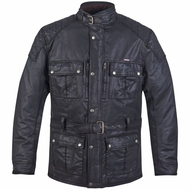 Germot Birmingham MC Voks/Oilskin jakke