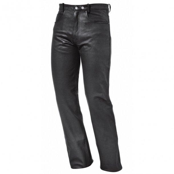 Held Chace MC Jeans i Blødt Okseskind