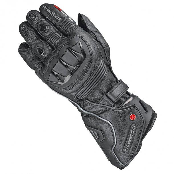Held Chikara GTX MC GORE-TEX® Handske med Gore Grip teknologi