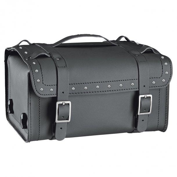 HeldCruiser Square Bag MC Lædertaske med Nitter