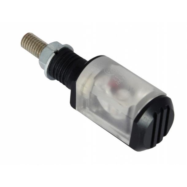 LED ICE Blinklys med Indbygget Modstand