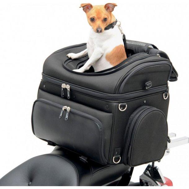 Pet Voyager Kæledyrs taske til MC