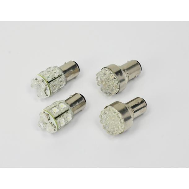 LED baglygte pærer(erstatter sta. pærer)