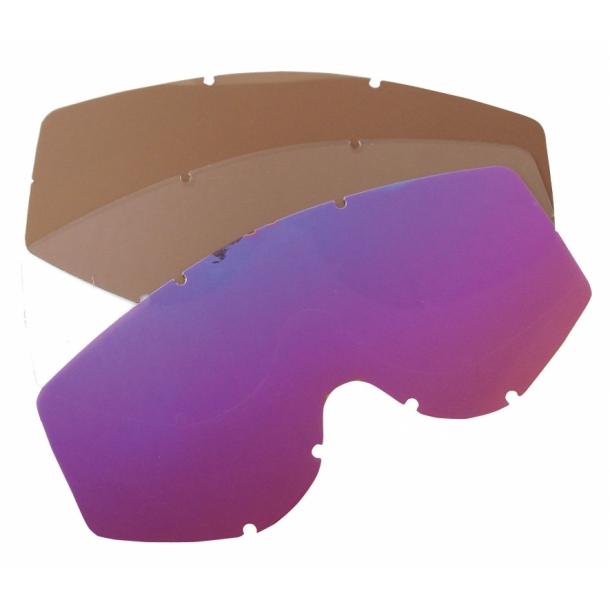 Erstatnings linser til MX standard brille