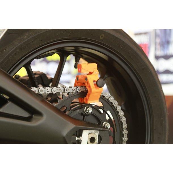 Laser Monkey - MC Justeringsværktøj til Kæde og Hjul