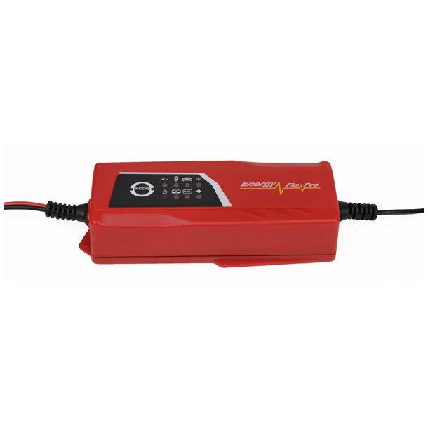 Lemania Energy - Smart MC Batterilader  6 / 12 v 2 A - Swiss Made