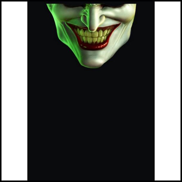 MC Ansigtsmaske med Silikonepad på Næsen - Casper 5