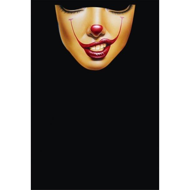 MC Ansigtsmaske med Silikonepad på Næsen - Face 25