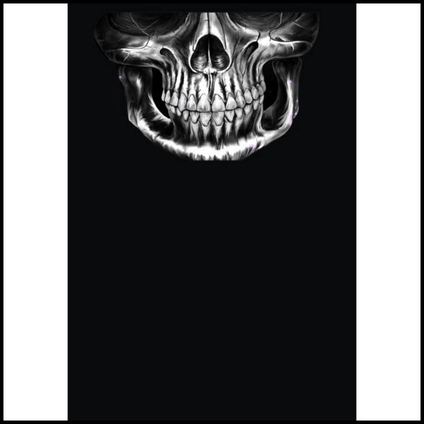 MC Ansigtsmaske med Silikonepad på Næsen - Monkey 2