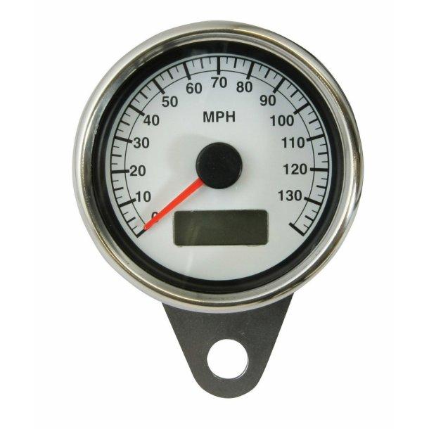 MC LED Belyst Speedometer