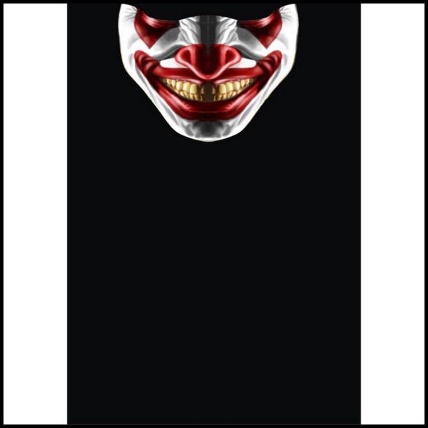 MC Ansigtsmaske med Silikonepad påNæsen - Casper 2