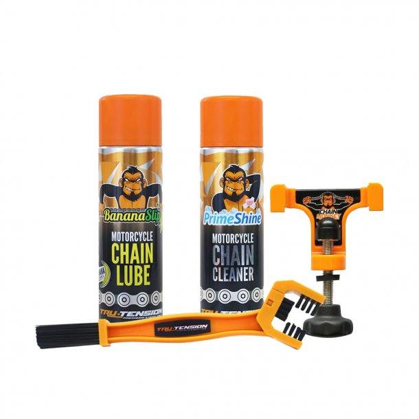 Chain Monkey MC Kæde Vedligeholdelses Kit