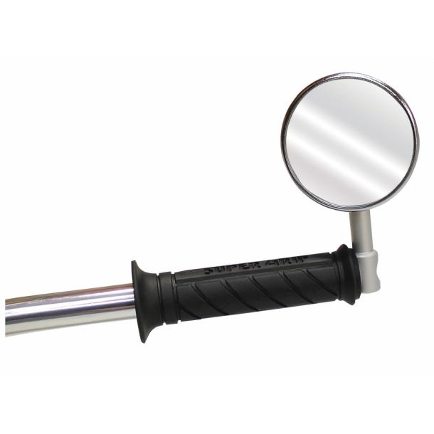 Spejl til styrende montering