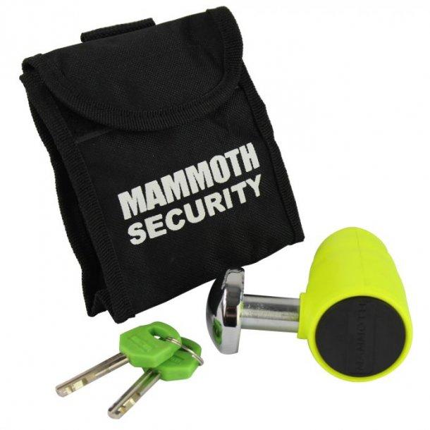 Mammoth MDX-12 MC Disc-Lock - Sold Secure gold godkendt