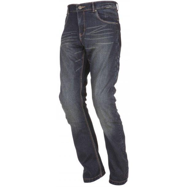 Modeka Glenn MC Jeans med Kevlar - 3 Benlængder - Blå