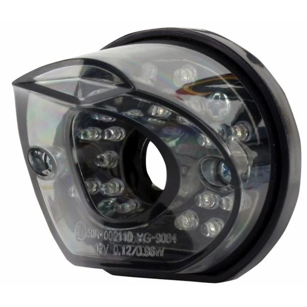 Vortex LED baglygte