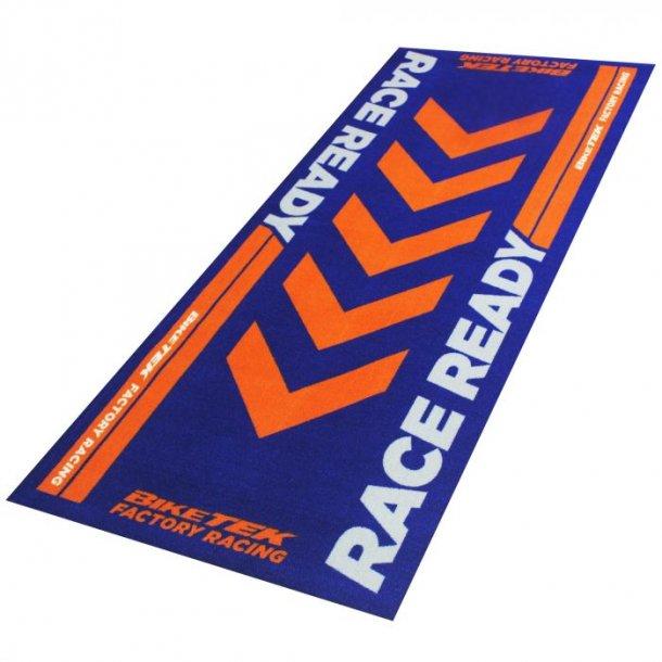 Race Ready MC Garagemåtte serie 4 - 190 x 80 cm.