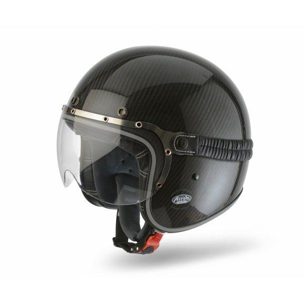 Airoh MC Hjelm Garage Jet - Full Carbon