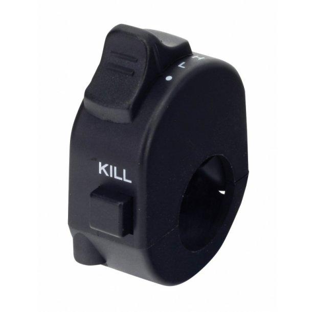 Universal MC Kill Switch og Lyskontakt