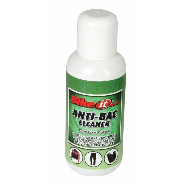 Anti-bac - Antibakteriel  Vaskemiddel til MC tøj
