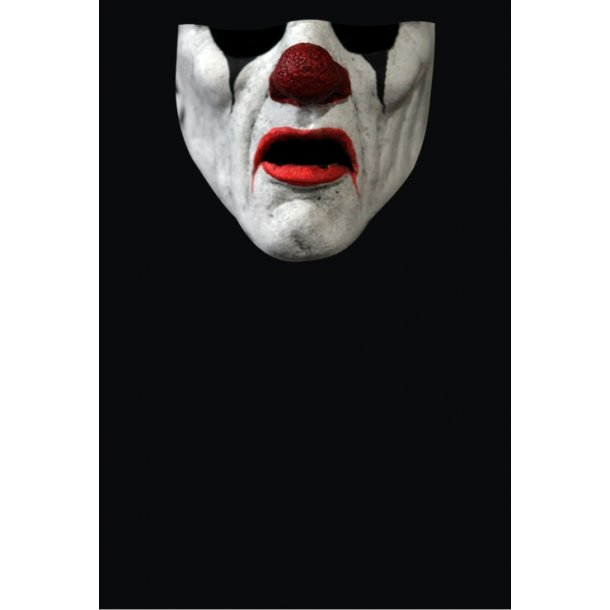 MC Ansigtsmaske med Silikonepad på Næsen - Casper 8