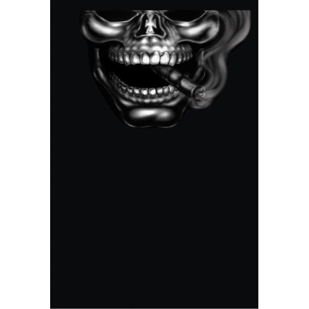 MC Ansigtsmaske med Silikonepad på Næsen - Cigarette 3