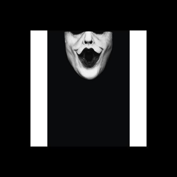 MC Ansigtsmaske med Silikonepad på Næsen - Face 10