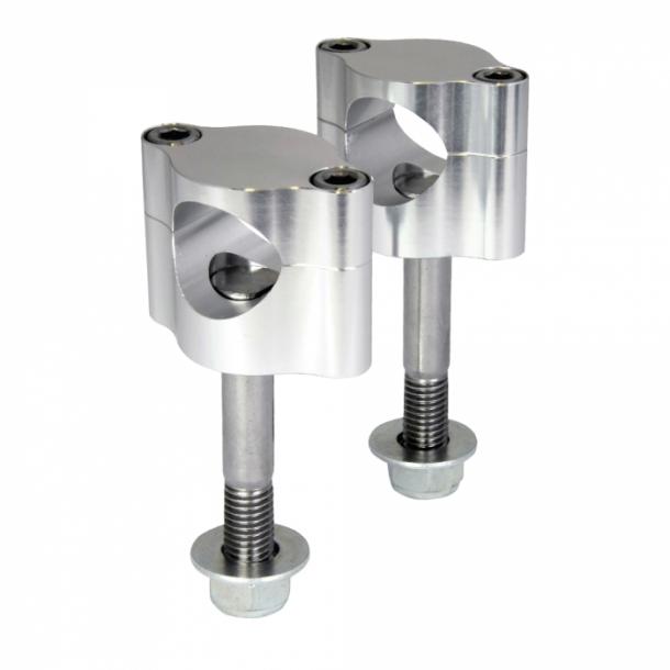 MC Styrmonterings kit i aluminium og CR/KX stil til 28,6 mm Styr