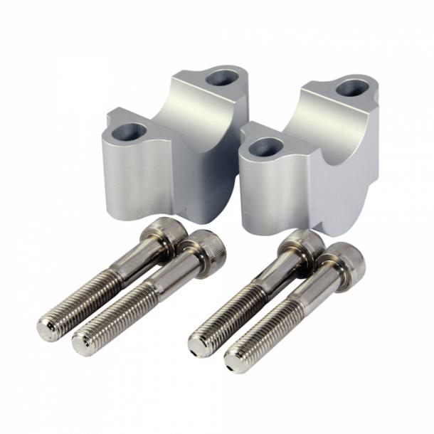 MC Styr Risers til 22,2 mm Styr