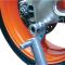 MC Swingarm spool sliders - Sorte