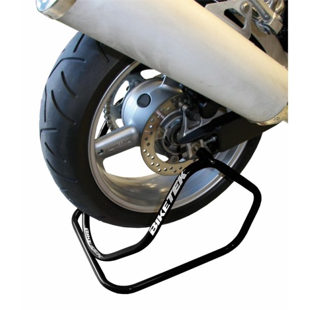 Static rear stand