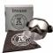 PiWear MC Motorbrille / Maske INVASE Kit Spejl/Klar