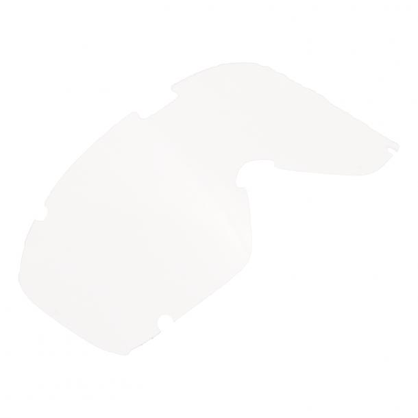 PiWear Udskiftelig linse til MC Maske INVASE Klar