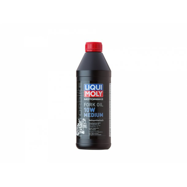 Liqui Moly MC forgaffel olie 10W Medium  1L