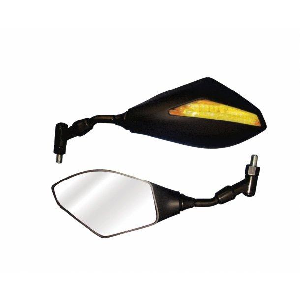 Trojan Universal Styr spejl med blinklys