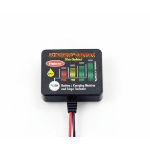 Biketek - MC Batteriladere og Tilbehør