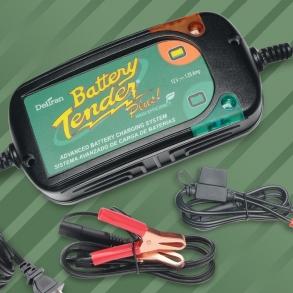 Deltran Battery Tender - MC Batteriladere og Tilbehør