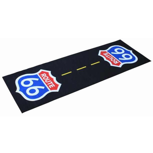 Route 66 MC Garage måtte 190cm x 80cm
