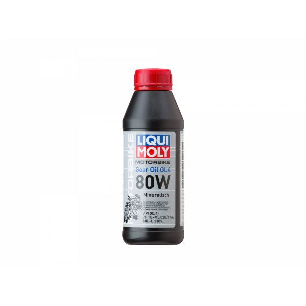 Liqui Moly MC gear olie GL4 80W  500 ml