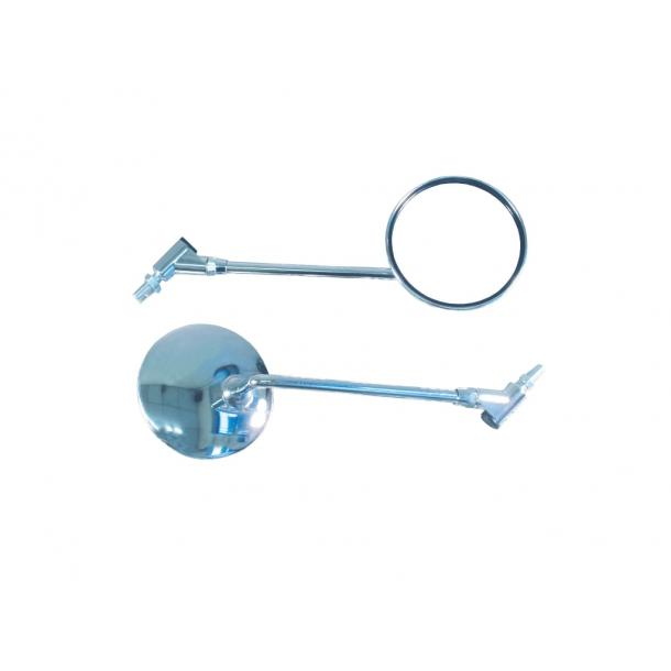 Universal spejl med adapter